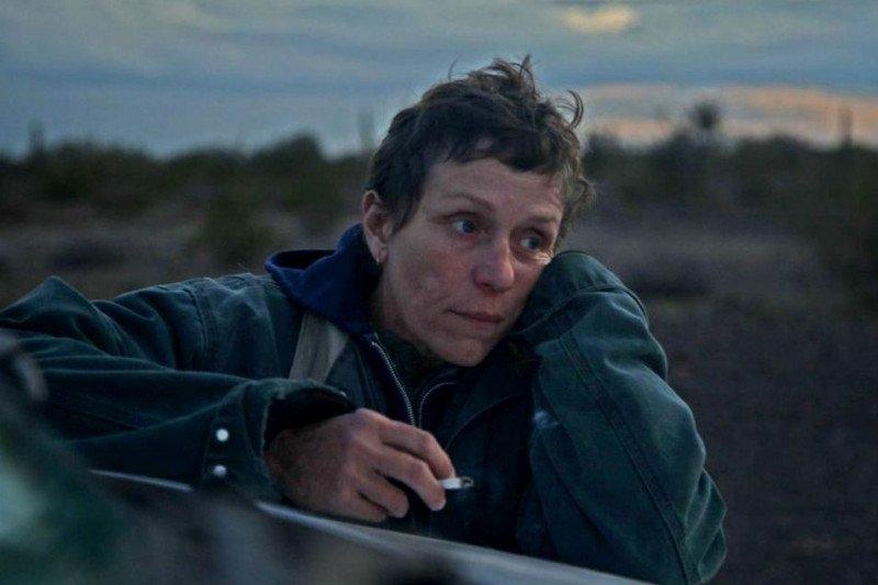 """Nomadland"" dominasi  kemenangan di BAFTA Awards 2021"