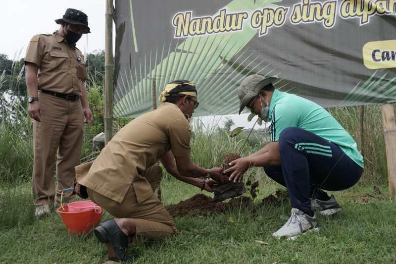 Desa Candisari Temanggung dirikan bank pohon demi konservasi lahan