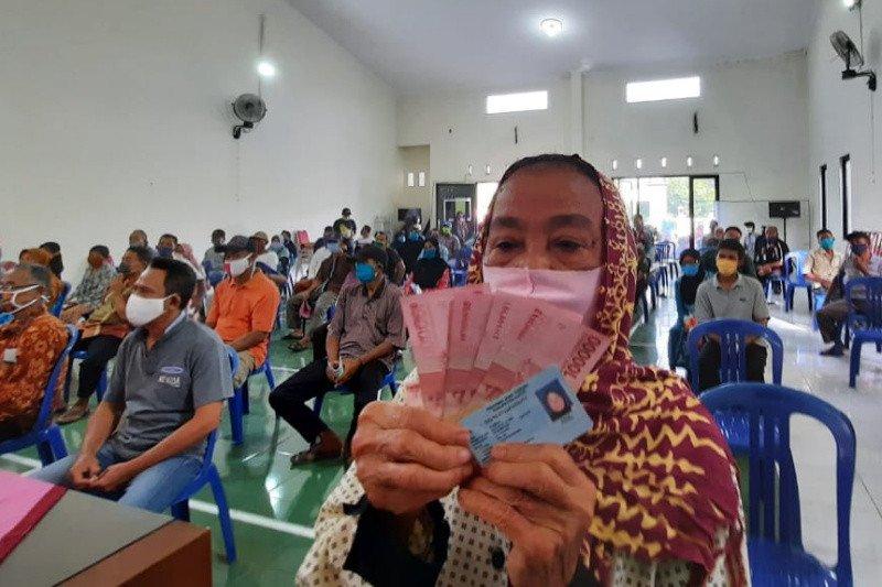Penyaluran BLT dana desa di Kudus mencapai Rp2,57 miliar