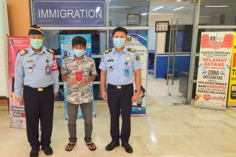 Imigrasi Sulsel kembali deportasi WNA asal Malaysia