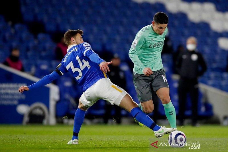 Liga Inggris - Brighton jegal ambisi Everton dekati empat besar klasemen