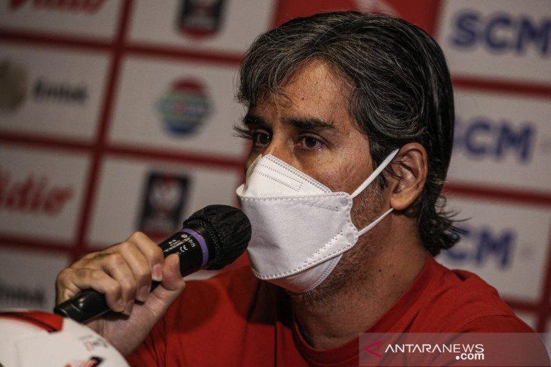Bali United sempat dominasi laga meski telan kekalahan dari PSS