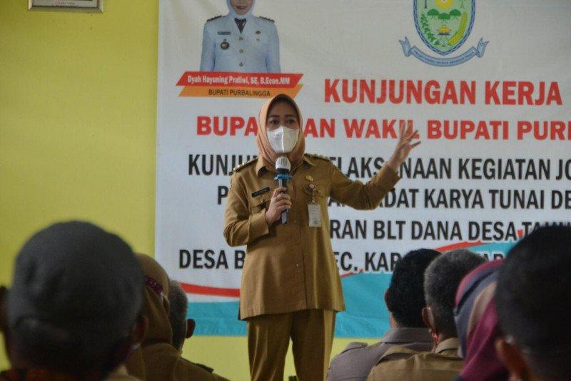 Bupati Purbalingga minta Jogo Tonggo diperkuat selama Ramadhan
