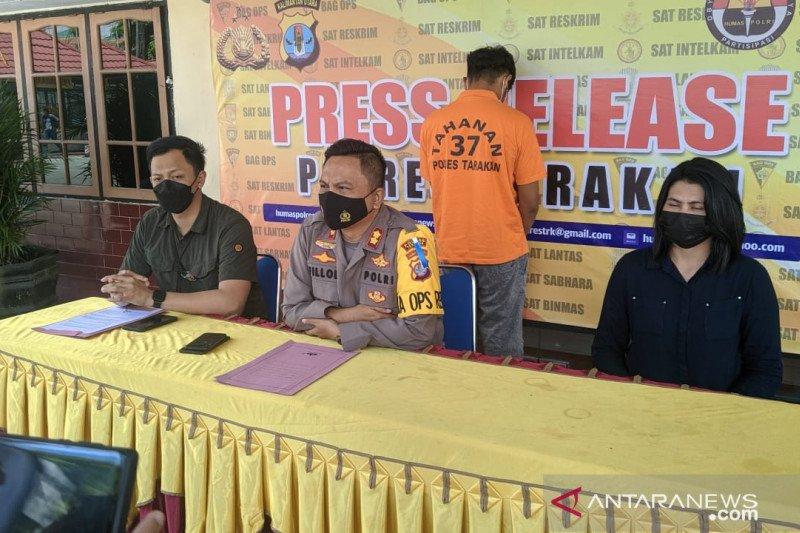 Seorang guru diduga mencabuli empat siswa laki-laki