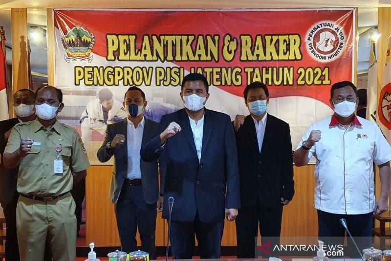 PON Papua 2021, Judo Jateng targetkan raih dua emas