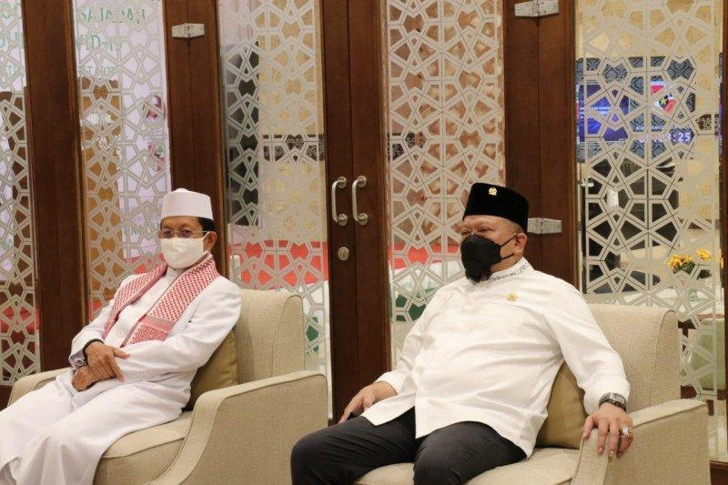 Ketua DPD apresiasi Masjid Istiqlal tiadakan buka-sahur bersama tekan corona