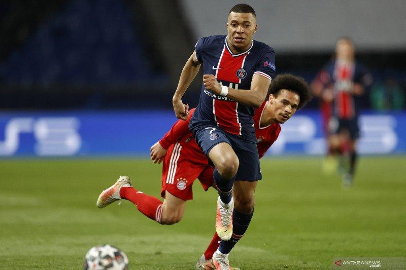 PSG singkirkan Bayern dengan gol tandang