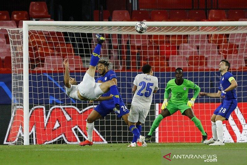 Gol spektakuler Porto tak cukup menghalangi langkah Chelsea ke semifinal