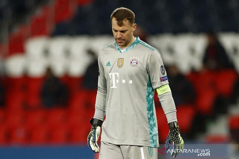 Liga Champions - Gagal ke semi final, Kiper Neuer masih sesalkan hasil di Muenchen