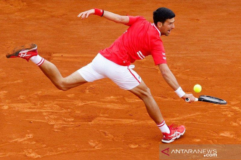 Djokovic kecewa usai dikalahkan Evans di 16 besar Monte Carlo Masters