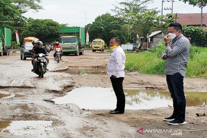 Legislator Kotim minta Dishub konsisten larang truk masuk kota