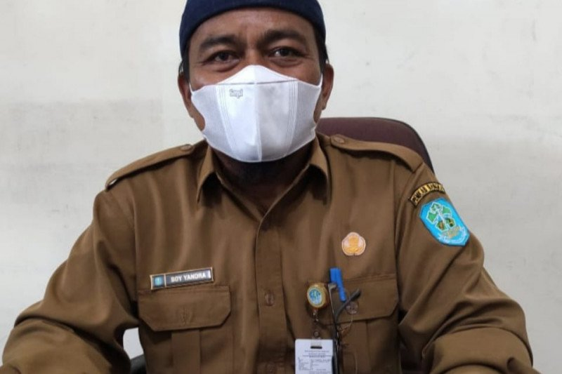 1.480 orang lansia di Bangka mendapat vaksin