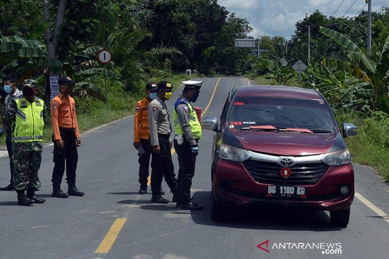 Polda Lampung ingatkan masyarakat patuhi larangan mudik
