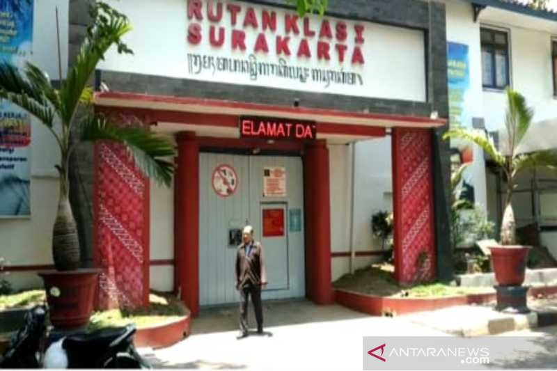 Warga binaan Rutan Surakarta tetap terapkan protokol kesehatan selama Ramadhan
