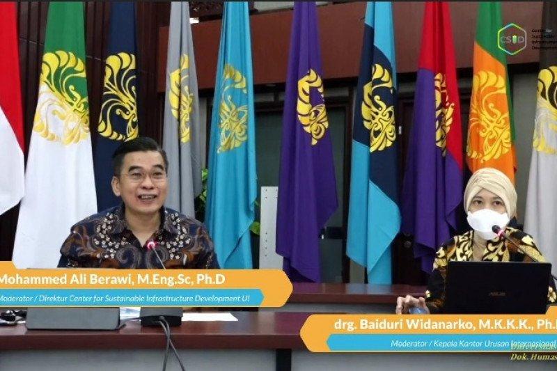 CSID Universitas Indonesia gelar webinar 'Solve Climate By 2030'