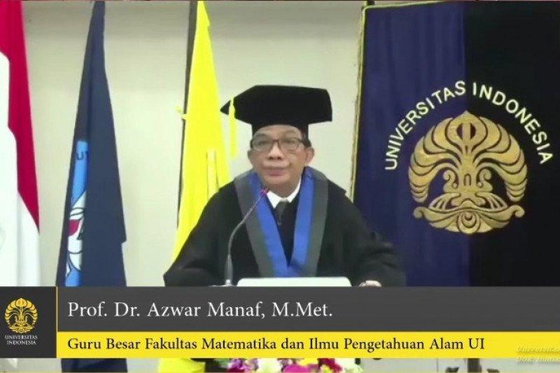 Universitas Indonesia tambah guru besar dari FMIPA