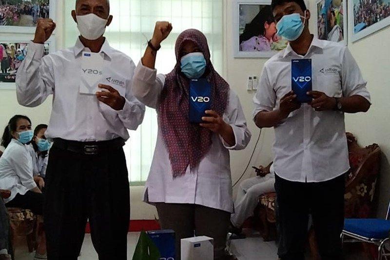 Untuk sementara, Garuda Indonesia larang angkut ponsel vivo