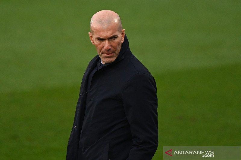 Liga Champions - Zidane: Real Madrid berhak lolos, tetapi kami belum juara