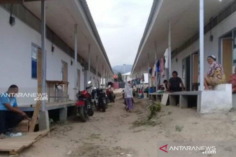 Penyintas gempa Pasigala sudah tiga kali jalani puasa Ramadhan di huntara