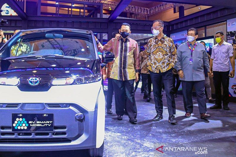 Miliki cadangan nikel terbesar, Kadin optimis RI kuasai pasar mobil listrik