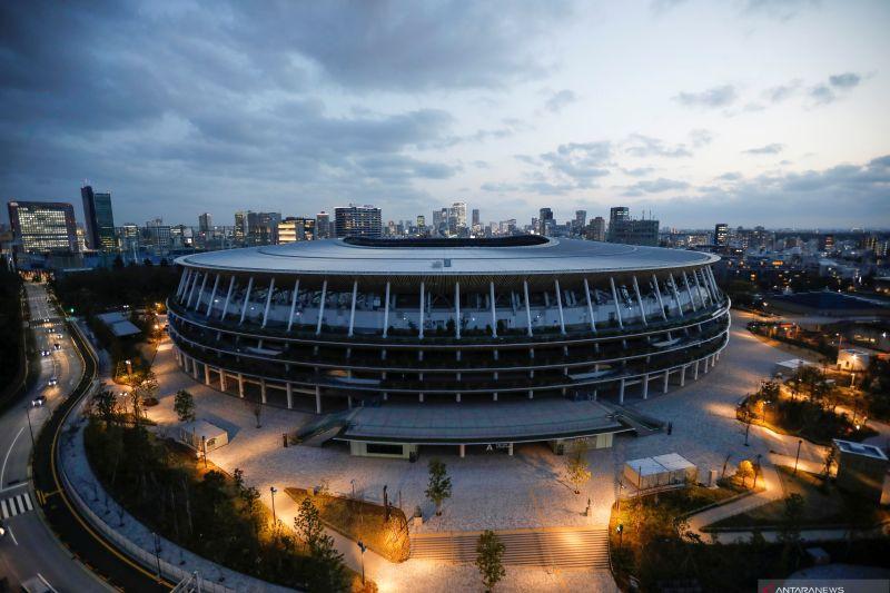 100 hari  menuju Olimpiade Tokyo