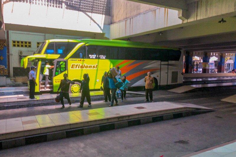 Penumpang Terminal Giwangan Yogyakarta diperkirakan naik jelang larangan mudik