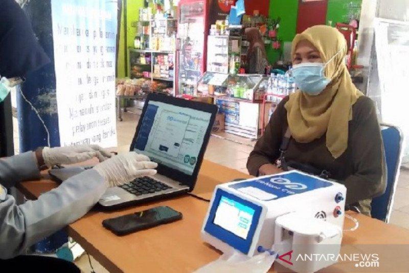 Terminal Giwangan Yogyakarta memperoleh satu unit GeNose