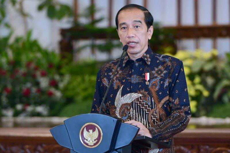 Presiden Jokowi ingatkan jabatan kepala daerah merupakan tanggung jawab besar