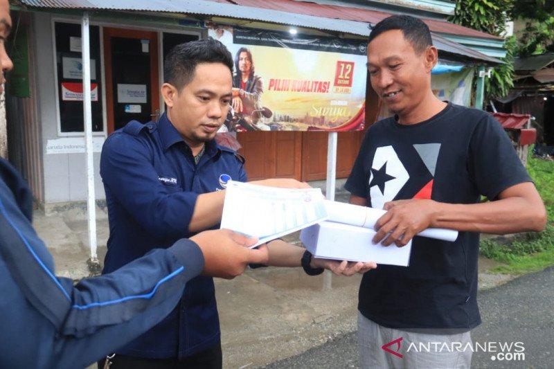 NasDem Sulteng salurkan 500 paket buka puasa di masjid Donggala