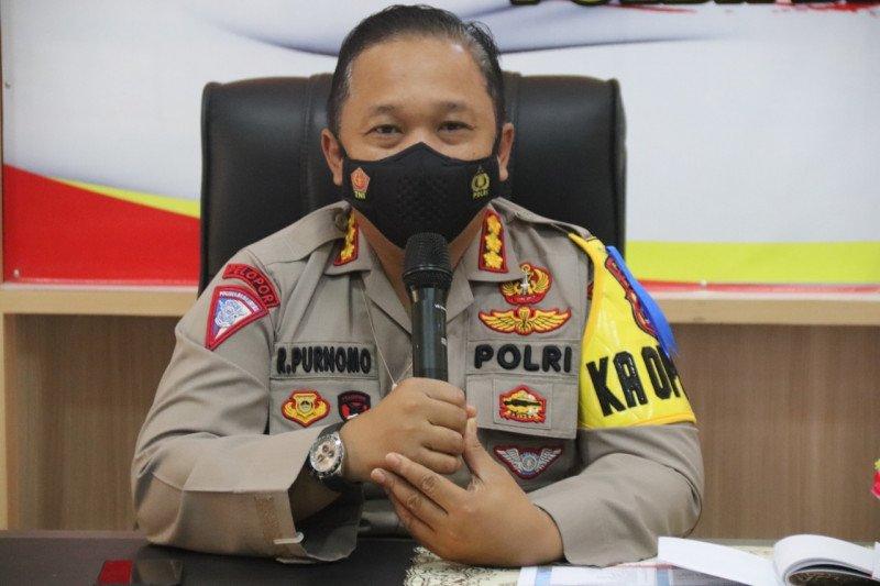 Polda Banten siapkan 16 posko penyekatan larangan mudik