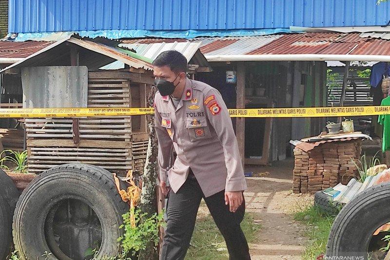Polisi: Terduga teroris yang ditembak mati karena melawan