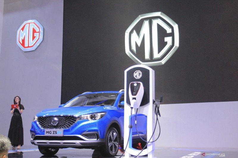 MG perkenalkan mobil listrik untuk pasar Indonesia