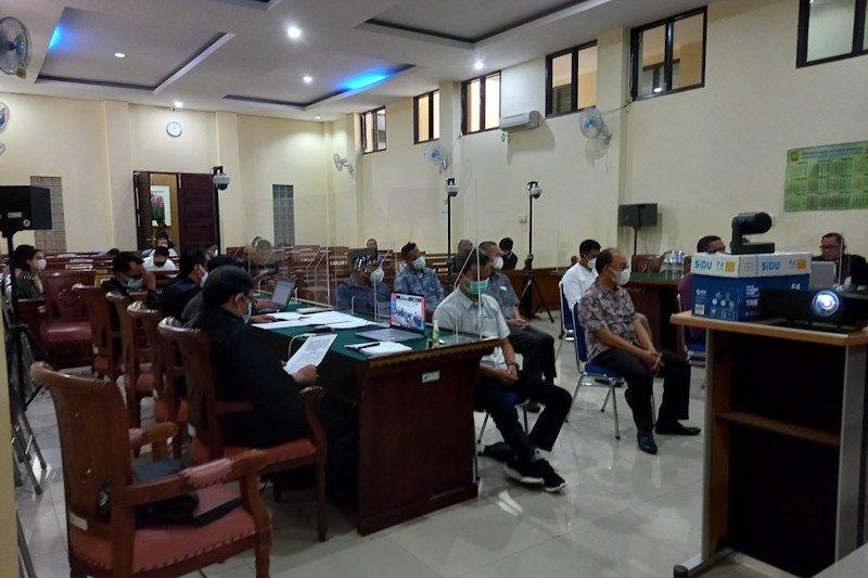 Wakil Direktur PT Ayu setor Rp760 juta untuk proyek di Lampung Tengah