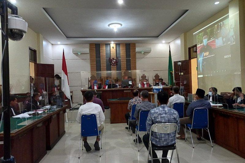 Sidang kasus fee Dinas PUPR Lampung Tengah, saksi PNS ini mengaku stres