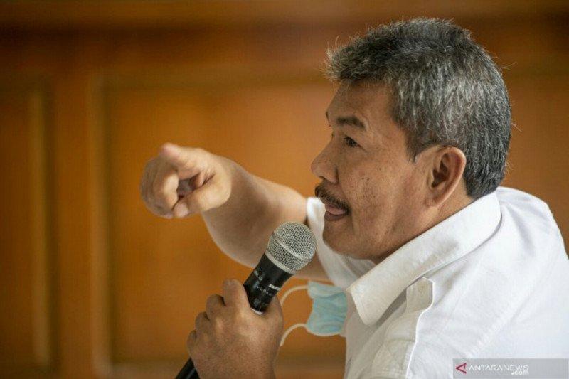 Jaksa KPK tuntut Wabup OKU  Johan Anuar dihukum delapan tahun