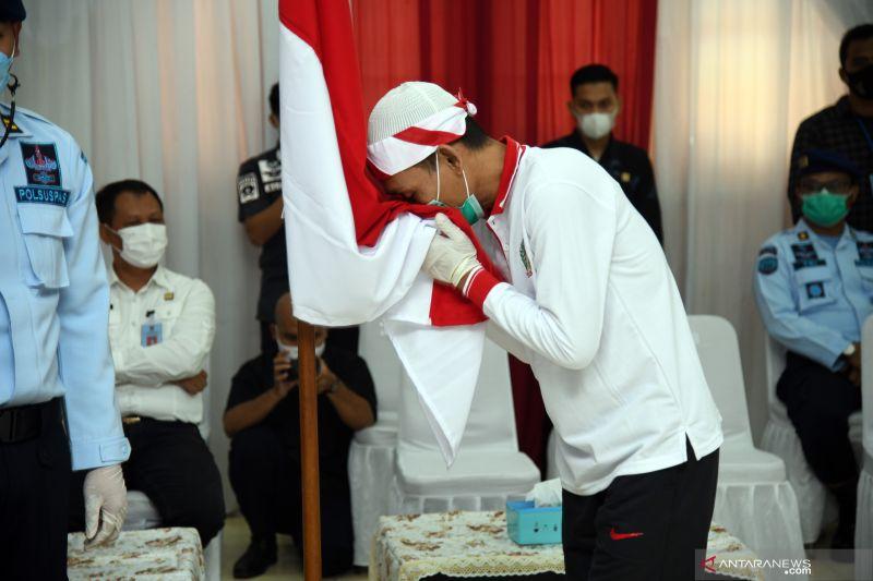Empat narapidana terorisme menyatakan setia pada NKRI