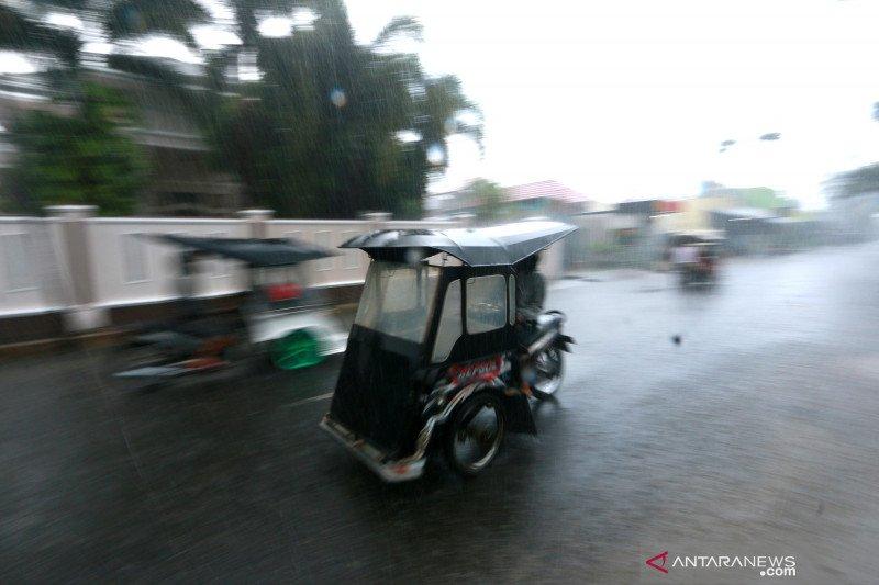 BMKG: Sumsel berpotensi hujan lebat