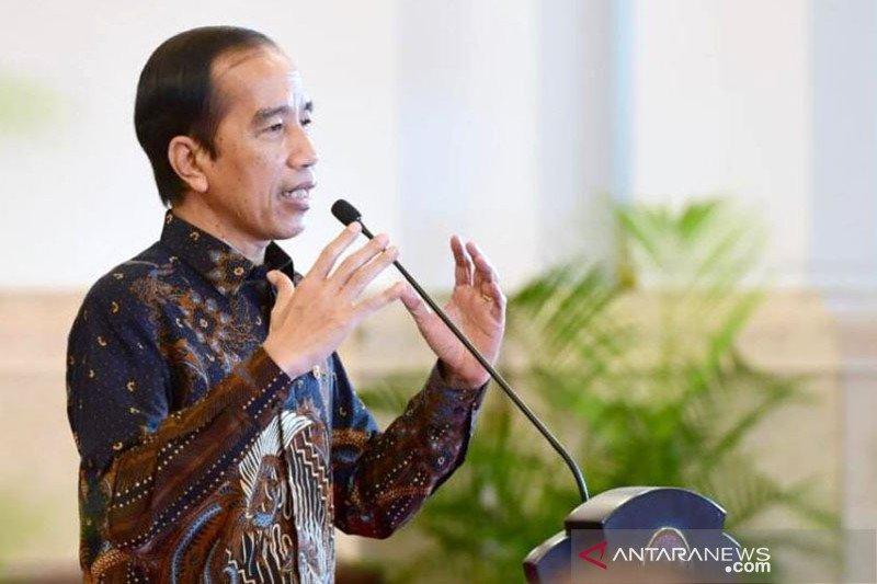 Presiden ingatkan jabatan kepala daerah merupakan tanggung jawab besar