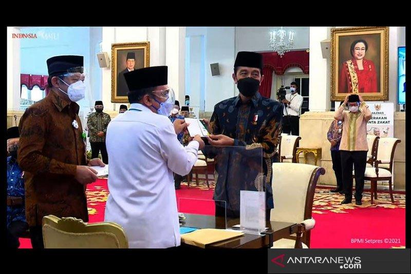 Baznas dan Bank Syariah Indonesia bersinergi kelola zakat