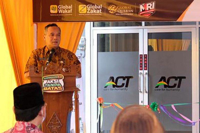 Wali Kota: ACT bersinergi dengan pemerintah dan masyarakat Magelang