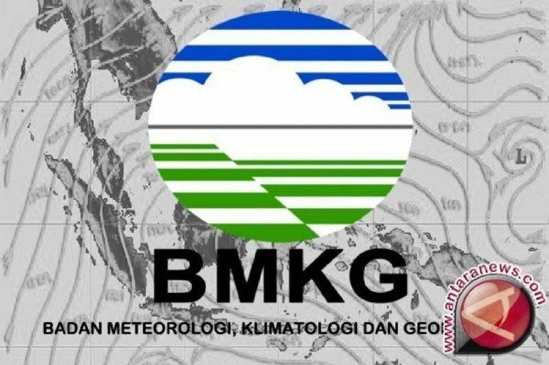 Berikut sejumlah Provinsi yang diprediksi BMKG berpotensi hujan lebat hari ini