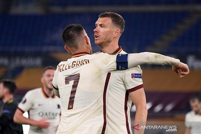 Pemain AS Roma ingin main tiga pertandingan lagi di Liga Europa