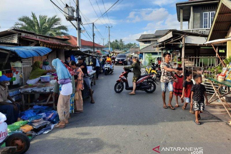 Warga diimbau untuk waspada klaster bazar Ramadhan