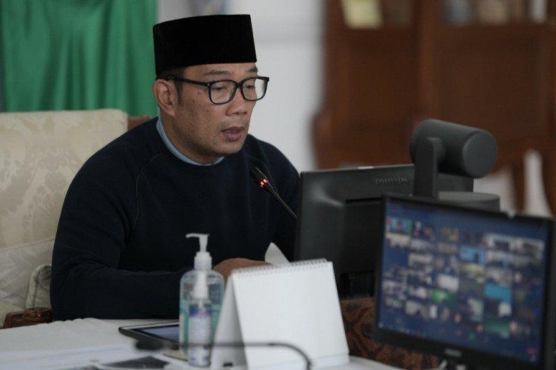 Gubernur Jawa Barat dan Kemendagri luncurkan aplikasi e-Perda di Bandung