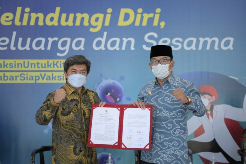 Jawa Barat dan KPPU jalin kerja sama terkait sinergitas persaingan usaha