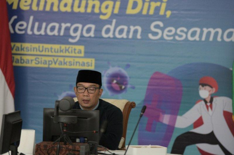 Ridwan Kamil tegaskan larang ASN Jabar mudik Idul Fitri