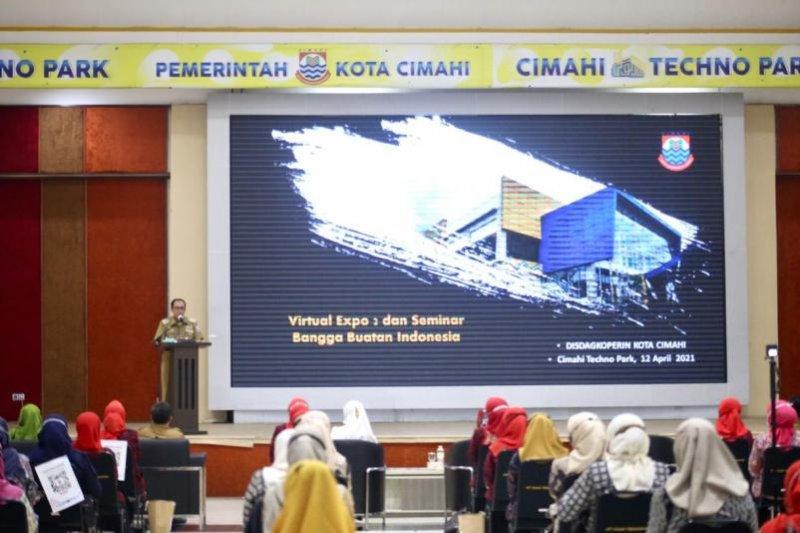 Kota Cimahi komitmen sukseskan Gerakan Nasional Bangga Buatan Indonesia