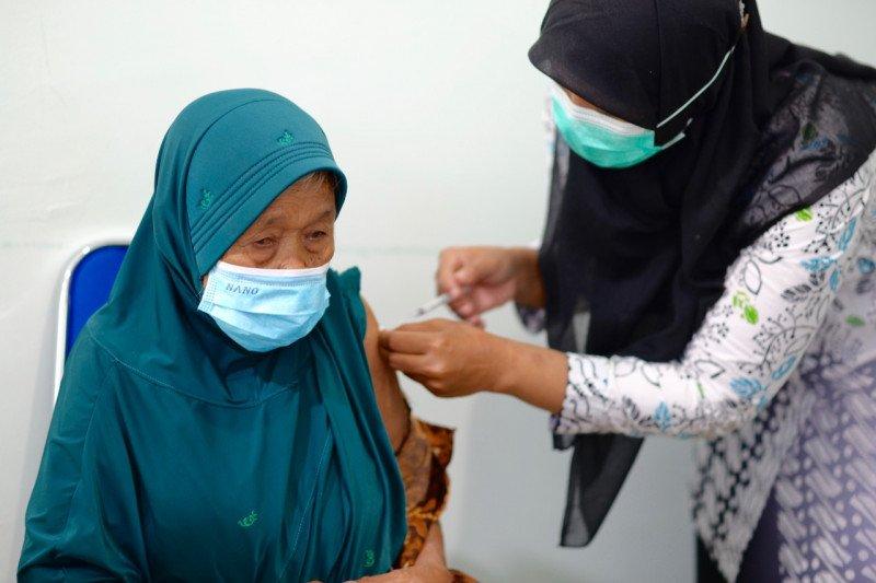 Dinkes Sleman berupaya mempercepat vaksinasi COVID-19 pada warga lansia