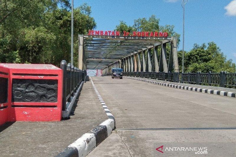 Ketua DPRD Seruyan minta Jembatan Soekarno rutin diperiksa