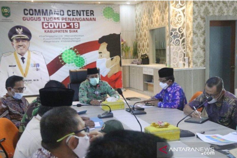 COVID-19 di Siak meningkat, Bupati minta RT aktif melapor